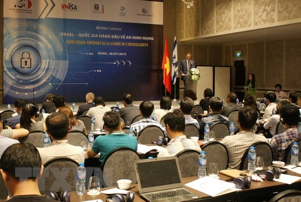 Việt Nam Israel share experience in cyber security