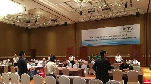 Japan VN firms discuss co-operation