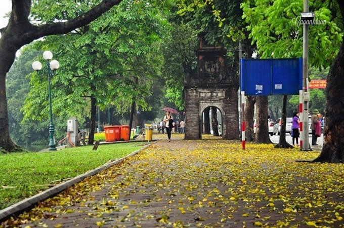 Hà Nội named best destination in Asia for backpackers