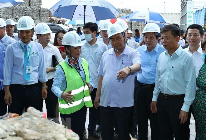 PM Phúc visits Quảng Bình to lure investment in the province