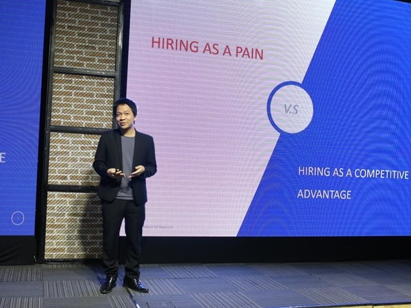 Base.vn unveils Việt Nams 1st applicant tracking system