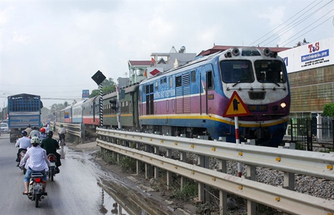58b for North-South high speed train: consultants
