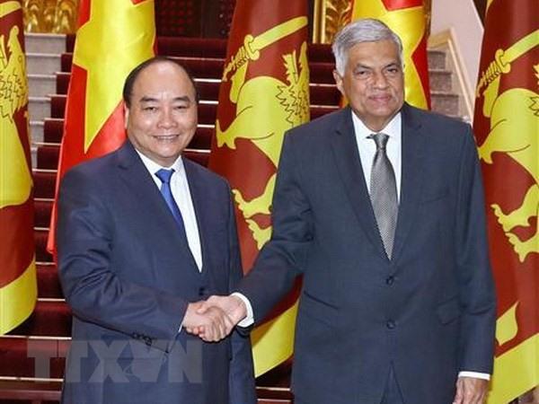 Việt Nam Sri Lanka aim to bring trade to 1 billion