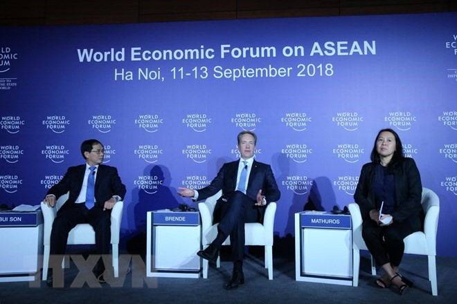 Asian leaders worries about protectionism nationalism