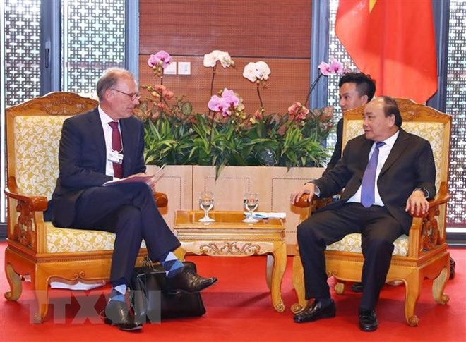 PM urges Carlsberg to expand investment in Việt Nam