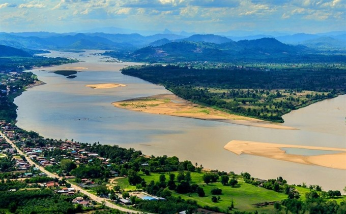 Sustainable plan for Mekong region