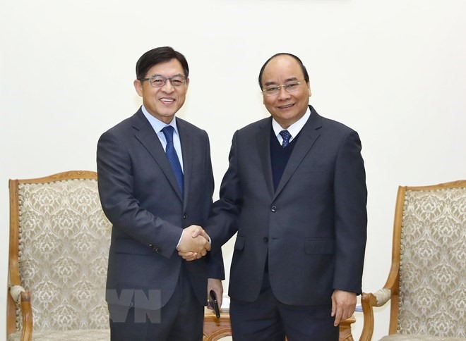 Việt Nam to facilitate Samsungs operations: PM