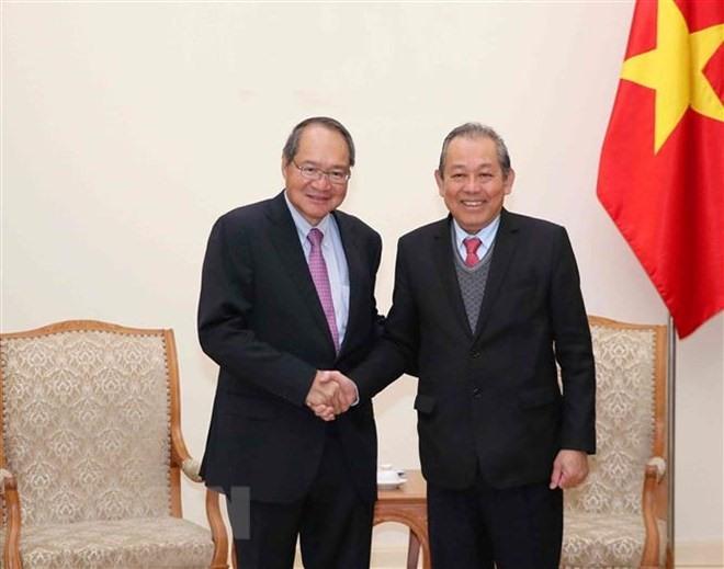 Việt Nam Singapore step up criminal justice assistance