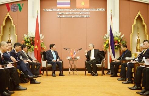 VN Thailand head toward 20 billion in trade