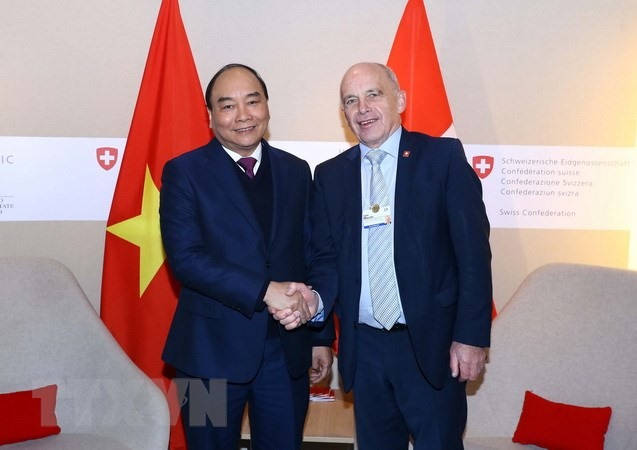 Viet Nam to strengthen ties with Switzerland
