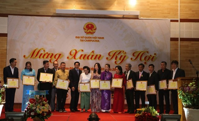 About 80% of Vietnamese in Cambodia have gained legal recognition
