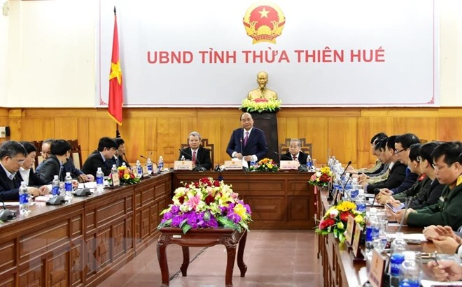 Thừa Thiên-Huế must ensure warm New Year holiday: PM