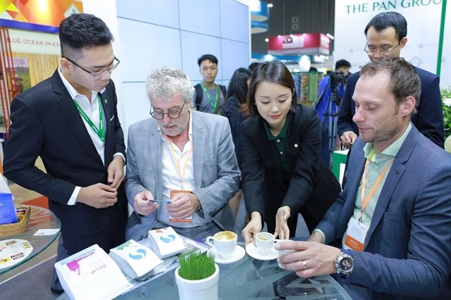 The PAN Group showcases big range of products at Vietnam Foodexpo