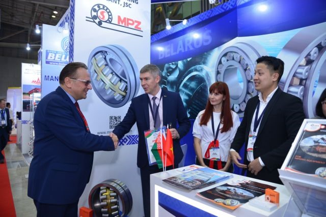Exchange efficiency key to exhibition success