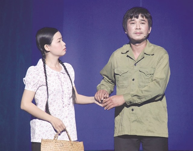 Drama about social issues in the 1980s restaged in new cải lương version
