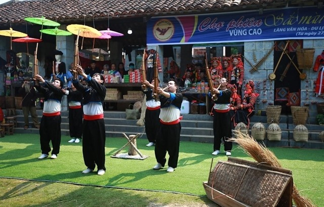Month-long events honour culture of Vietnamese ethnic groups