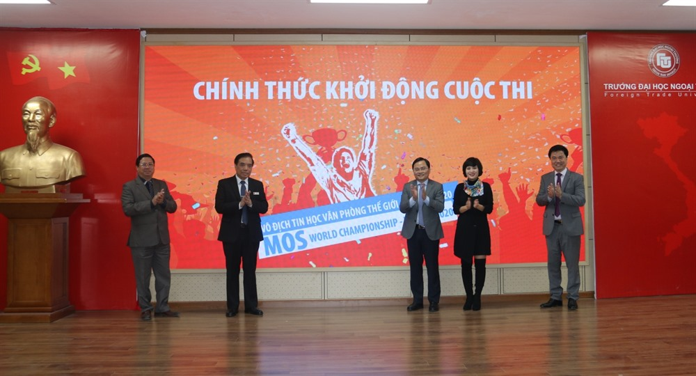 MOS World Championship- Việt Nam 2020 launched