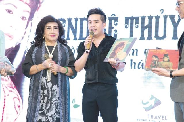 Web series on cải lương performer released on YouTube