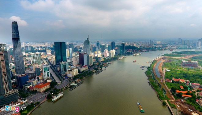 Hà Nội HCM City among most dynamic growing cities