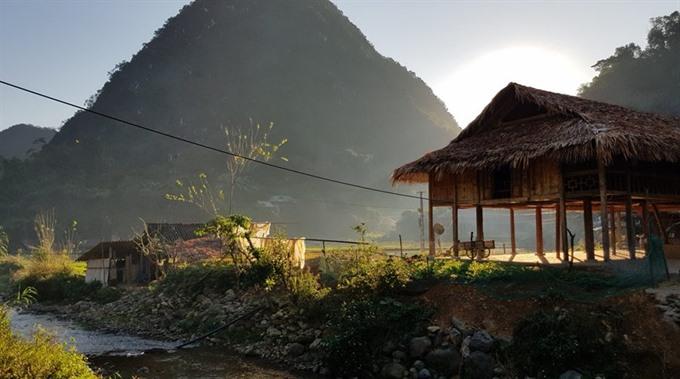 Pù Luông Nature Reserve lures visitors back