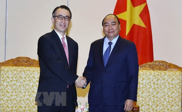 PM pledges optimal conditions for Japanese MUFG Bank in VN