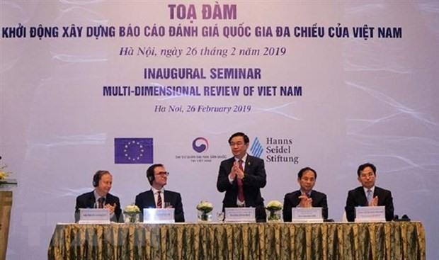 Inaugural seminar on multi-dimensional review of Việt Nam