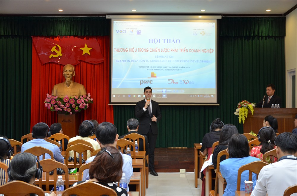 VN firms should focus on brand building