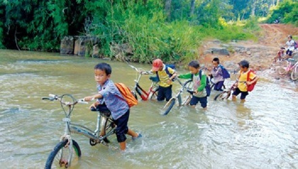 Improving assistance for children in disaster-prone areas