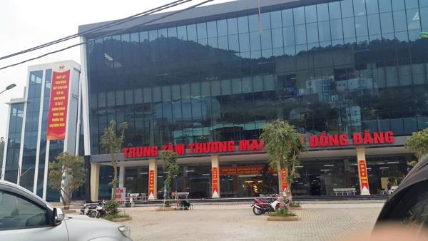 Government Inspectorate concludes on Đồng Đăng Market