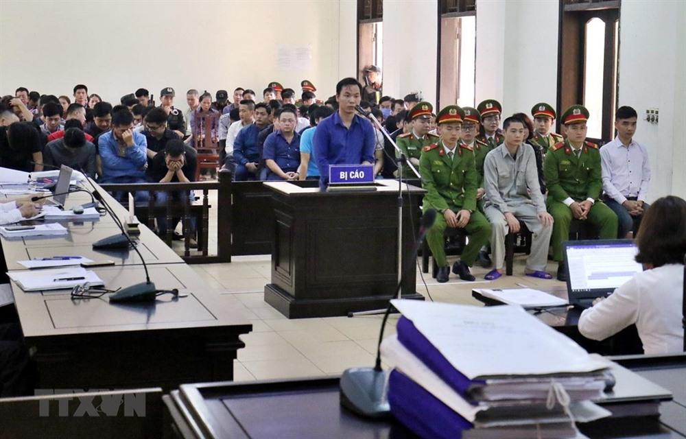 Appeal trial on trillion-dong online gambling case opens in Phú Thọ