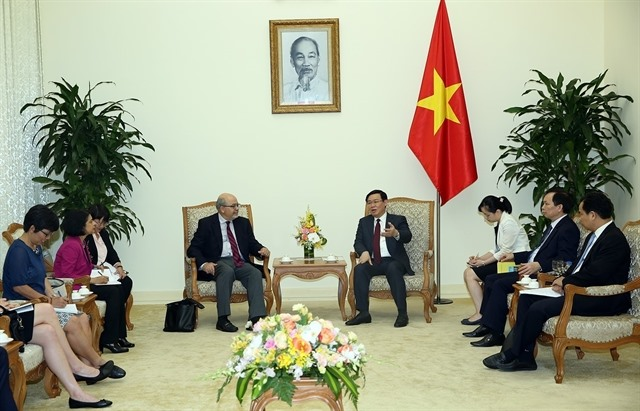 Việt Nam wants IMFs policy consultancy: Deputy PM