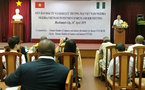 VN Nigeria eye closer investment trade ties