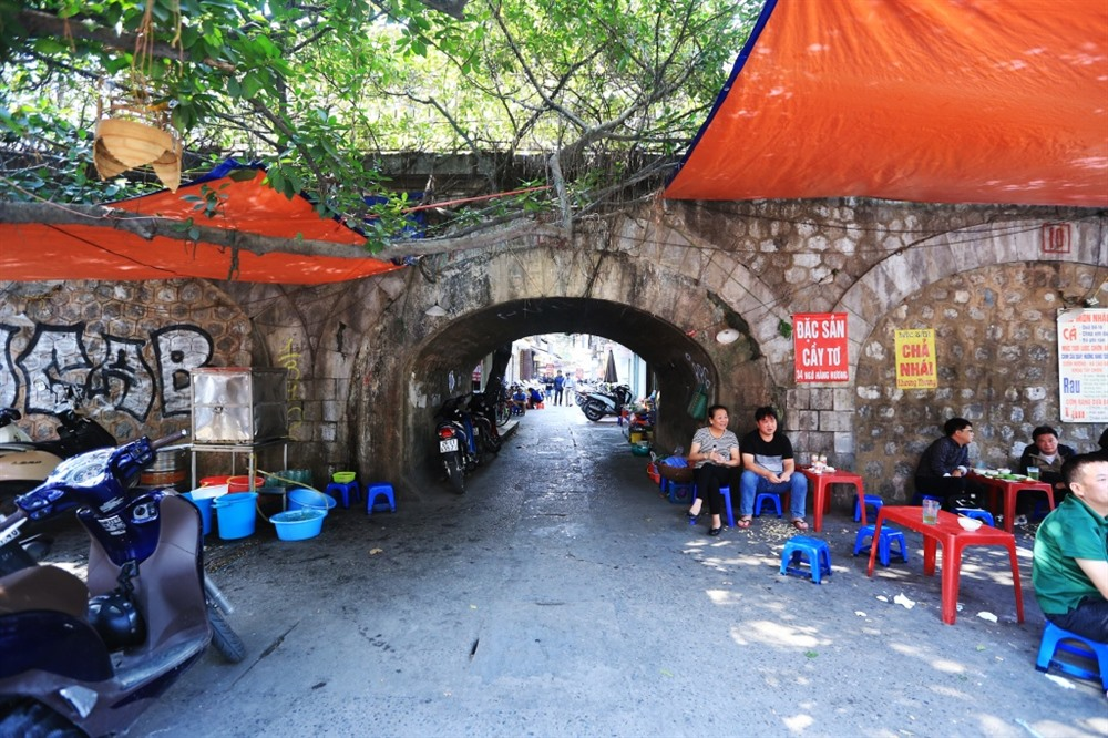 Hà Nội vault gets opened for tourists