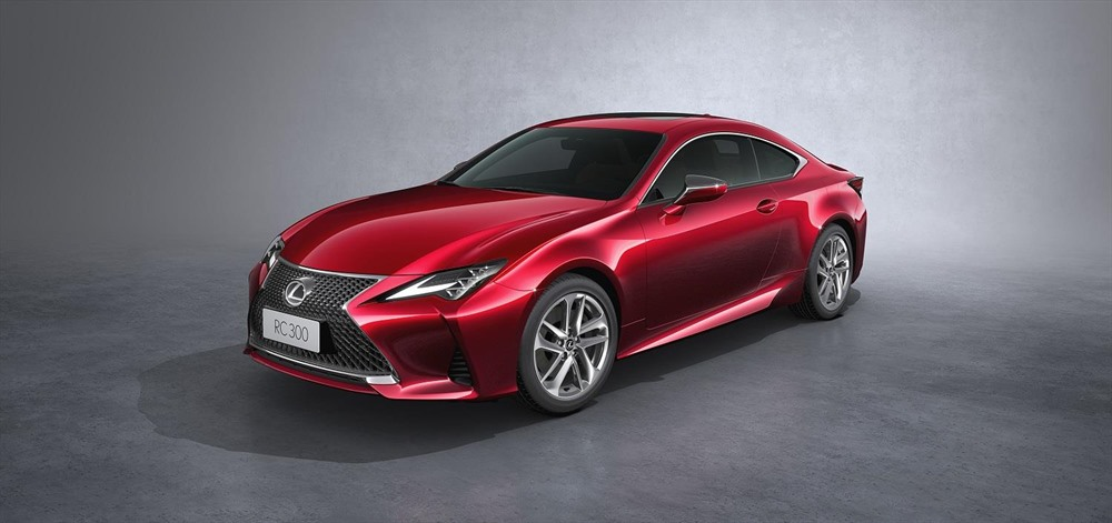 Lexus Vietnam introduces new Lexus RC 2019