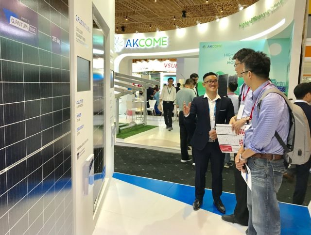 Renewable energy exhibitions open in HCM City