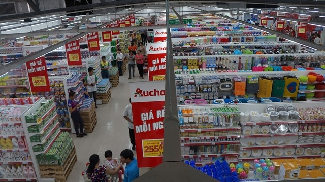 Auchan retail chain to leave Việt Nam