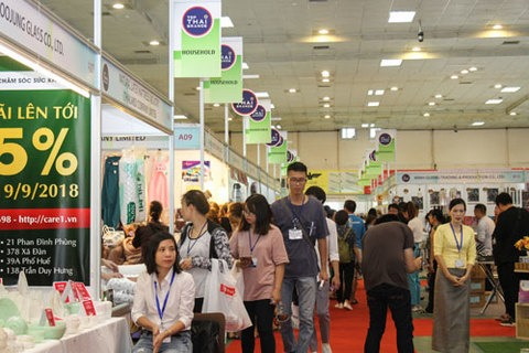 Top Thai goods on show in Hà Nội