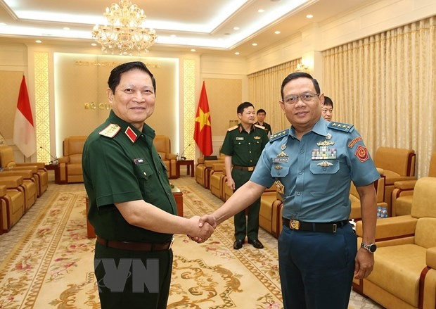 Vietnam Indonesia launch first defence dialogue
