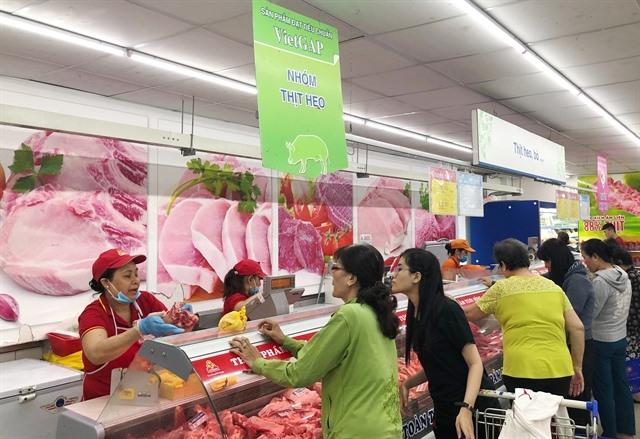Big pork shortage looms over Việt Nam