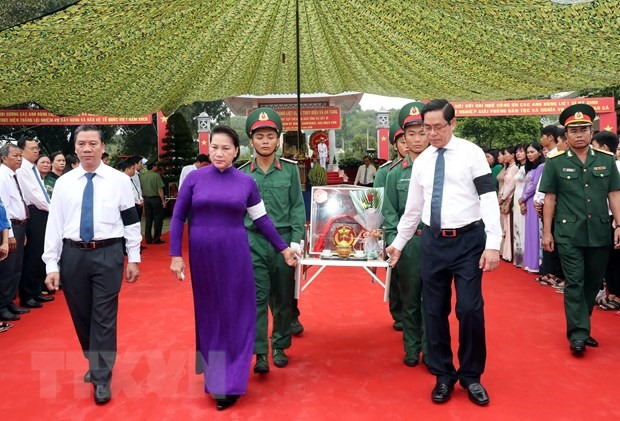 Top legislator urges Tây Ninh to utilise potential for growth