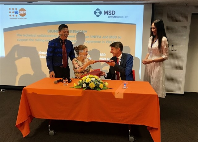 UNFPA and MSD support roll-out of HPV vaccination in Việt Nam