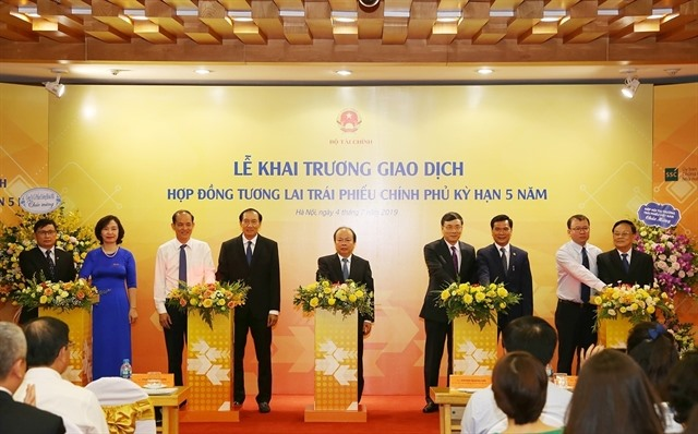 Việt Nam launches government bond futures contract