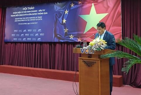 Identifying opportunities for Vietnamese firms in the context of EU trade deal