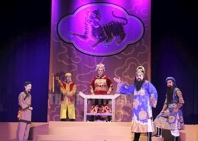 HCM City Hát Bội Theatre targets foreign visitors