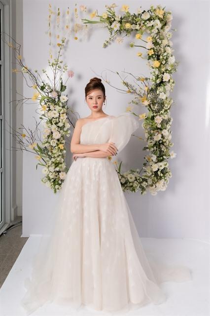 Designer Phương My presents her first bridal collection