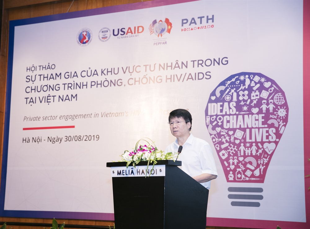 Workshop promotes private-sector engagement in Việt Nams HIV response