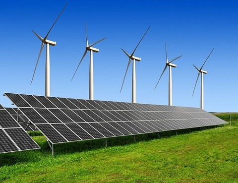 Green finance for renewable energy