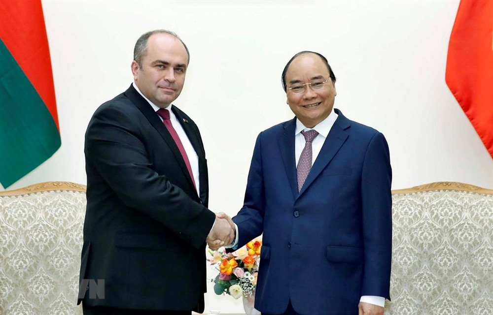 Việt Nam treasures close relations with Belarus: PM