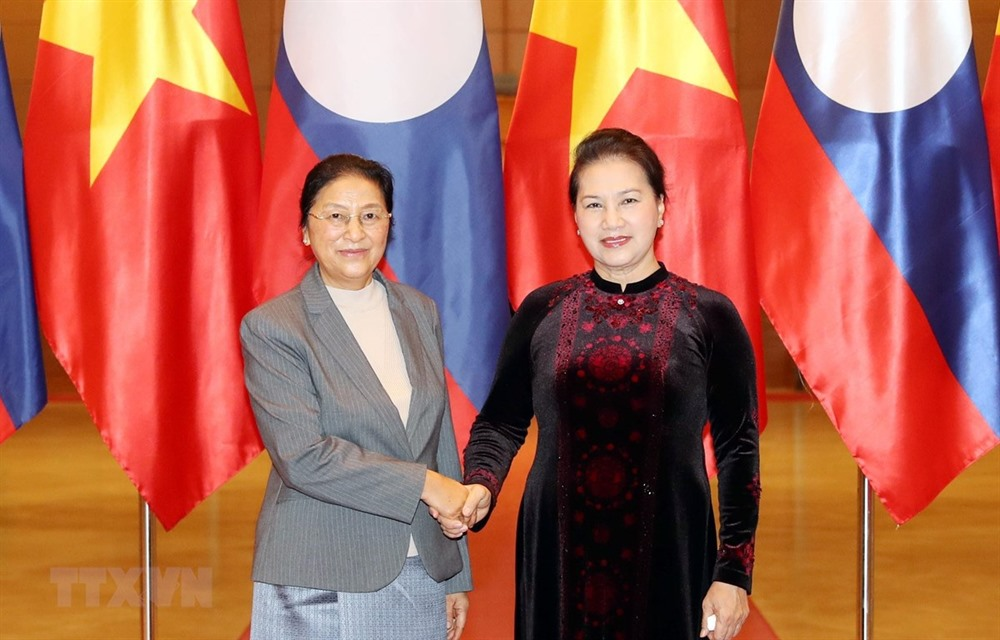 Parliamentary co-operation promotes VN-Laos friendship