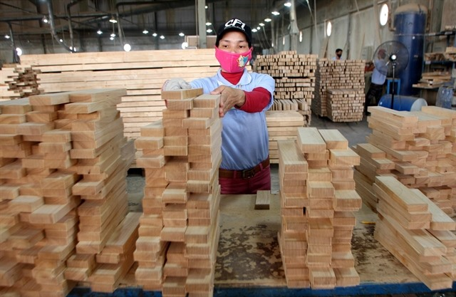 VN wood products must focus on designs branding industry insiders say